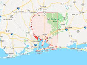 Santa Rosa County Florida